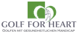 Logo Golf for Heart